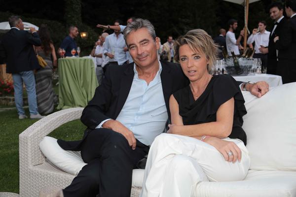 Laura e Giuseppe Cassetti