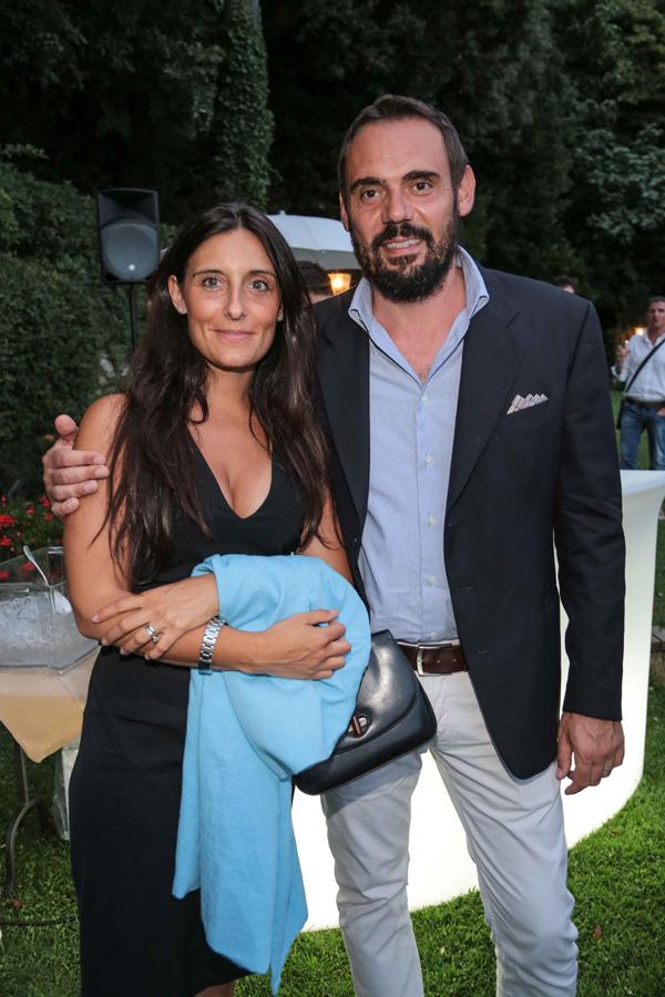 Andrea Olianti, Erika Ghilardi