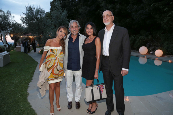 Valentina Morelli, Alessandro Boschi, Sara Salti, Massimo Sani