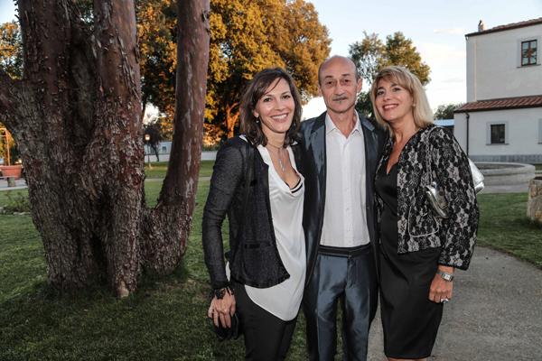 Antonella Romani, Ugo Nicolini, Antoinette Petruccelli