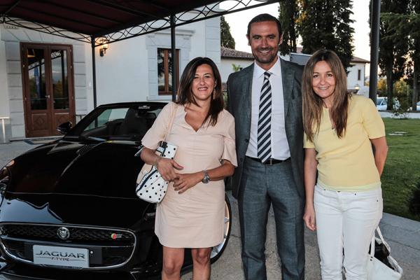 Laura Asili, Francesco Antonangeli, Sandra Montelisciani