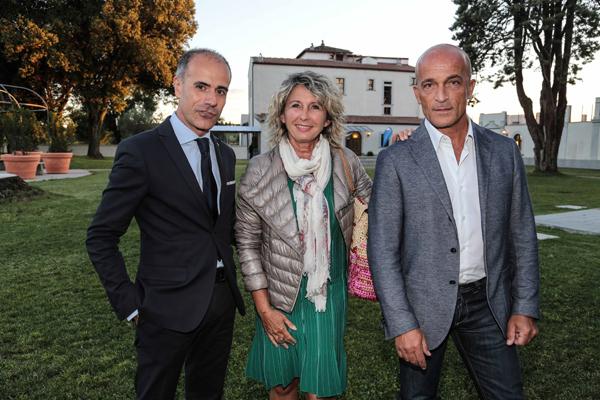 Giovanni Jacolino, Marinella Fani, Bernardo Bongini