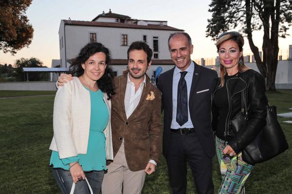Paola Machetti, Andrea Raffaelli, Giovanni Jacolino, Simona Naldini