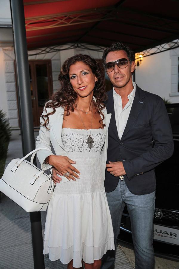Eleonora Guidoni, Luca Burgalassi