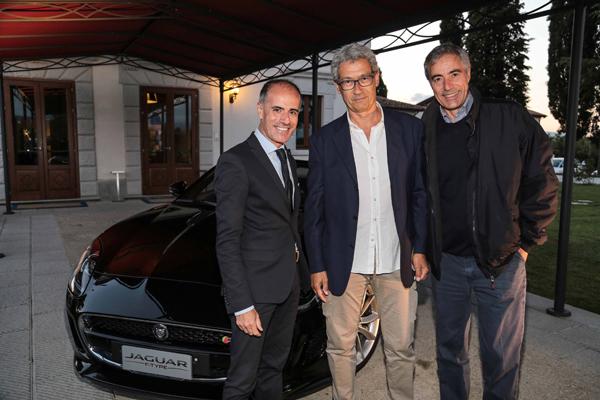 Giovanni Jacolino, Alessandro Giglioli, Roberto Ingenito