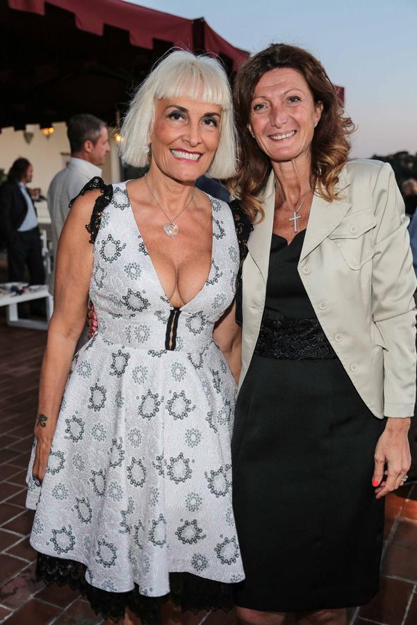 Monica Berti, Elisabetta Pini