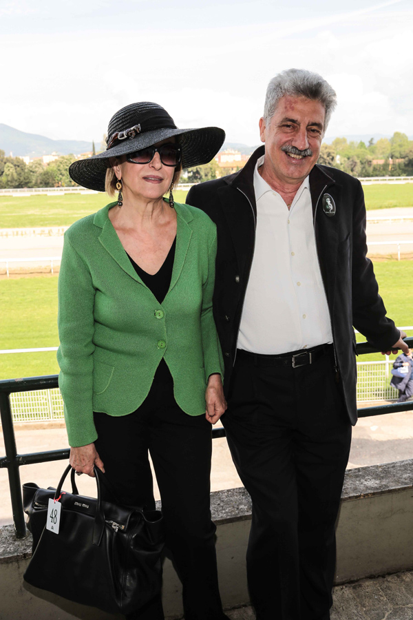 Gianna and Massimo Pezzano