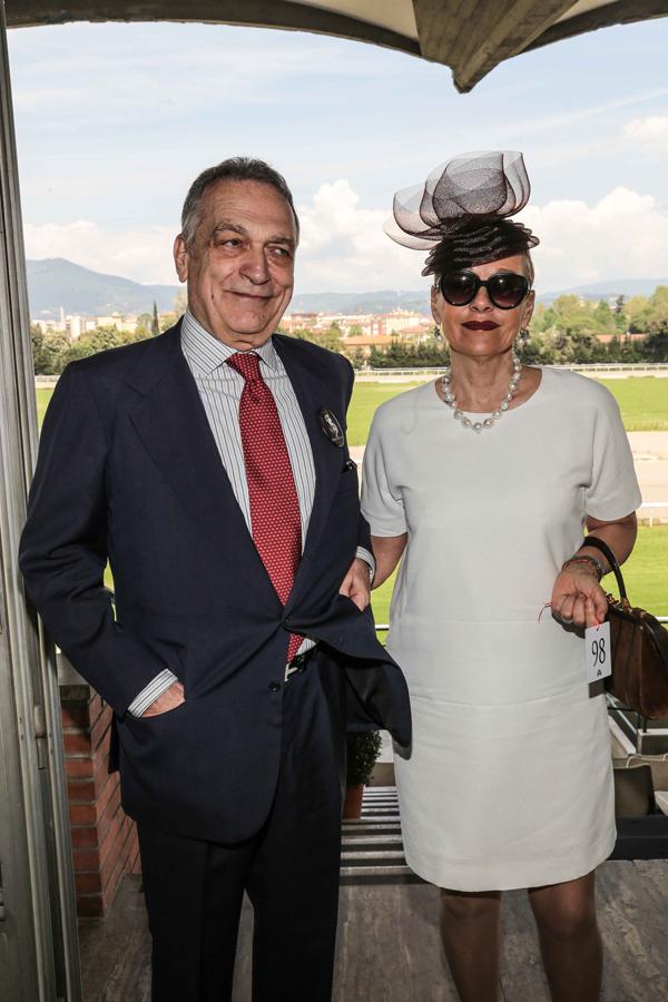 Roberto and Daniela Orelliti
