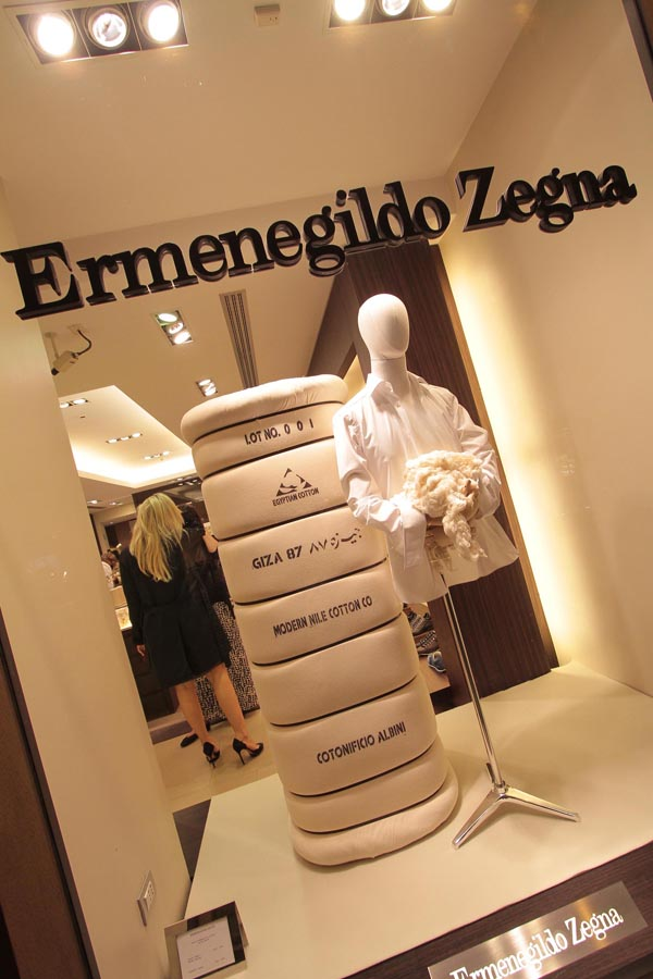 PRESSPHOTO. Firenze, Ermenegildo Zegna. Nella foto  Giuseppe Cabras/New Press Photo