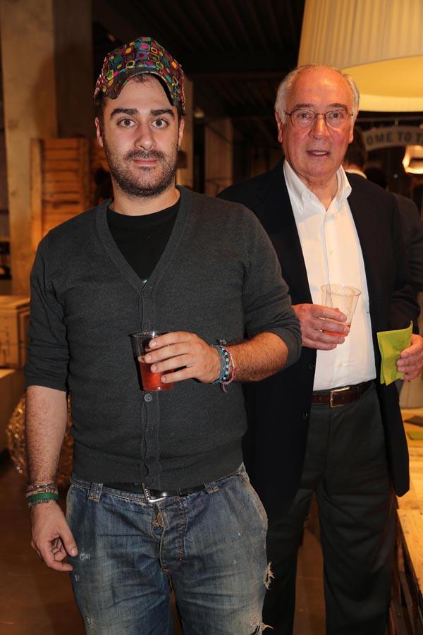 Sim and Carlo Palli