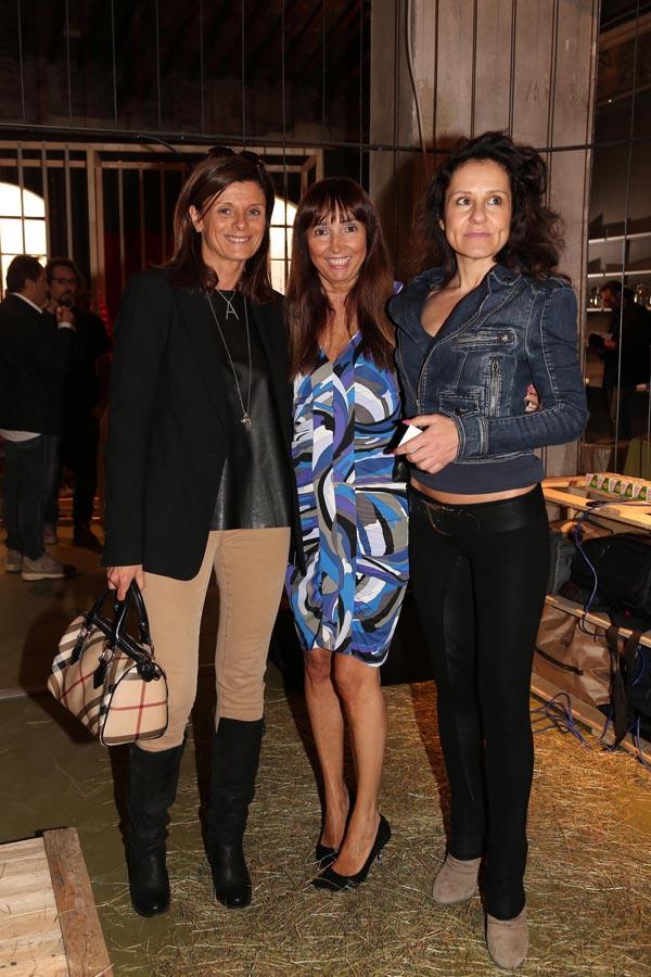 Antonella Dini, Giovanna Pugnaghi, Beatrice Papucci