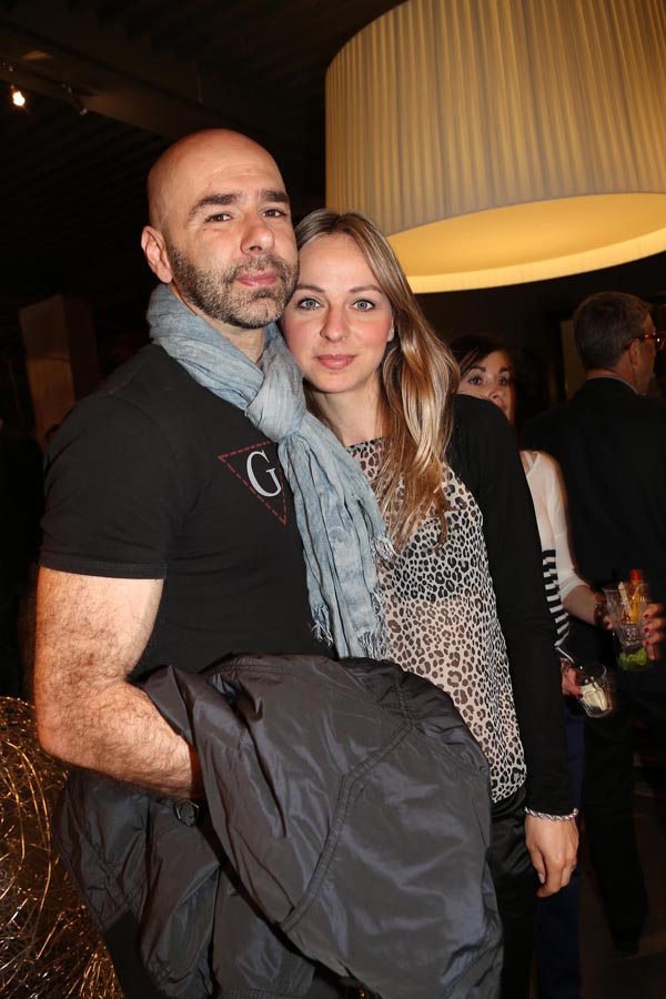 Alessandro Bernabini, Elena Novichkova