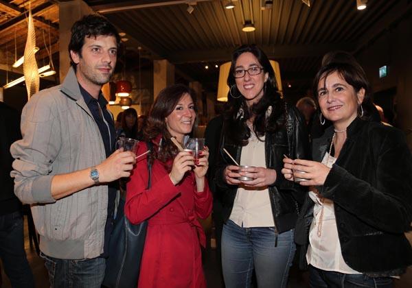 Martino Piccioli, Giulia Casadei, Serena Rosati, Silvia Bernocchi