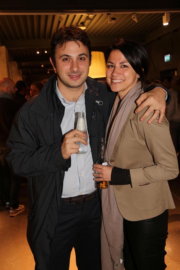 Serafino Fabiano, Francesca Massarotto