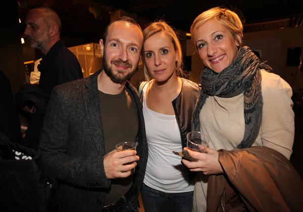 Ilaria Lombardi, Elisa Cappelletti, Andrea Borghi