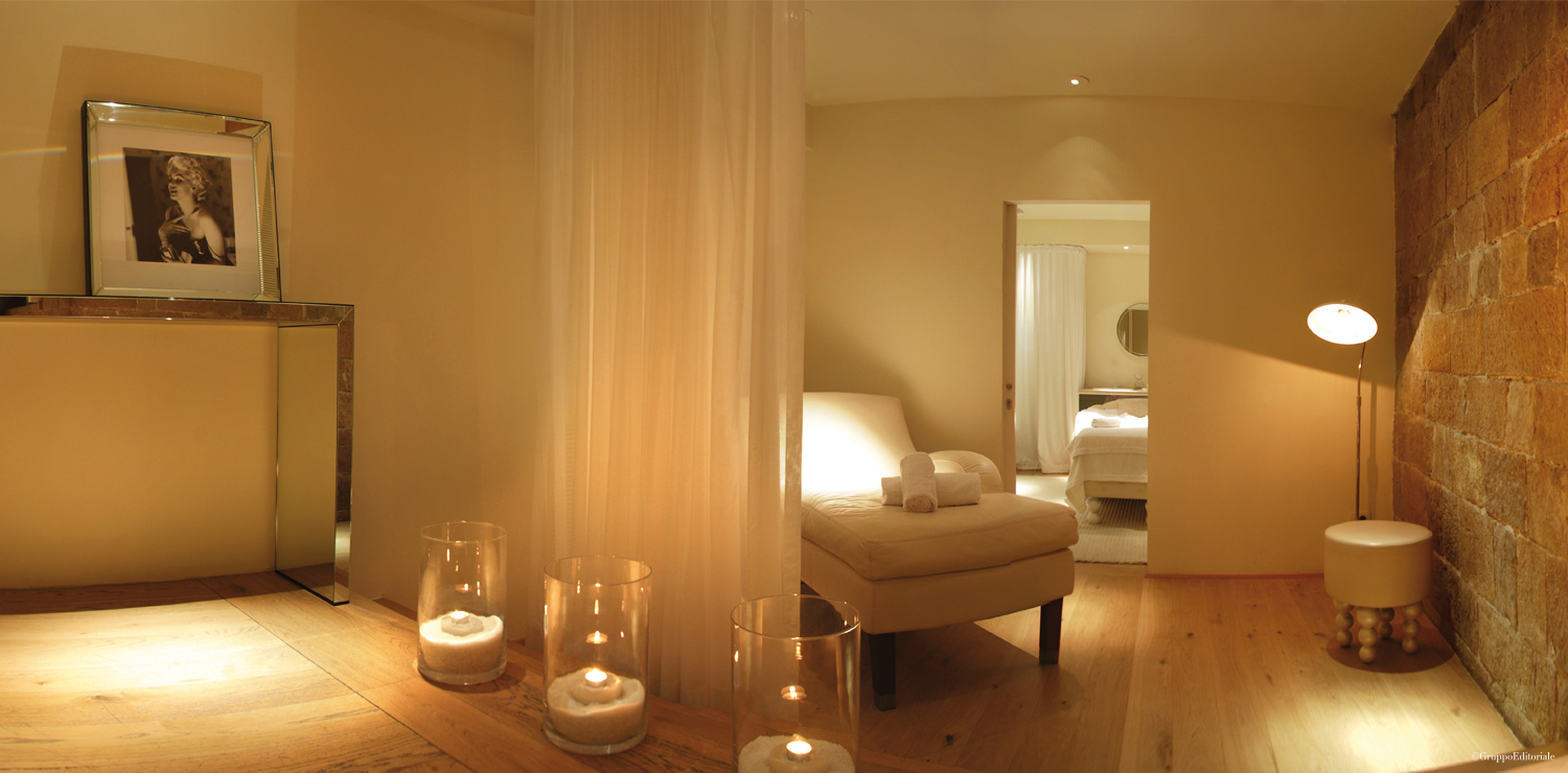 White Iris Beauty Spa - Hotel Continentale