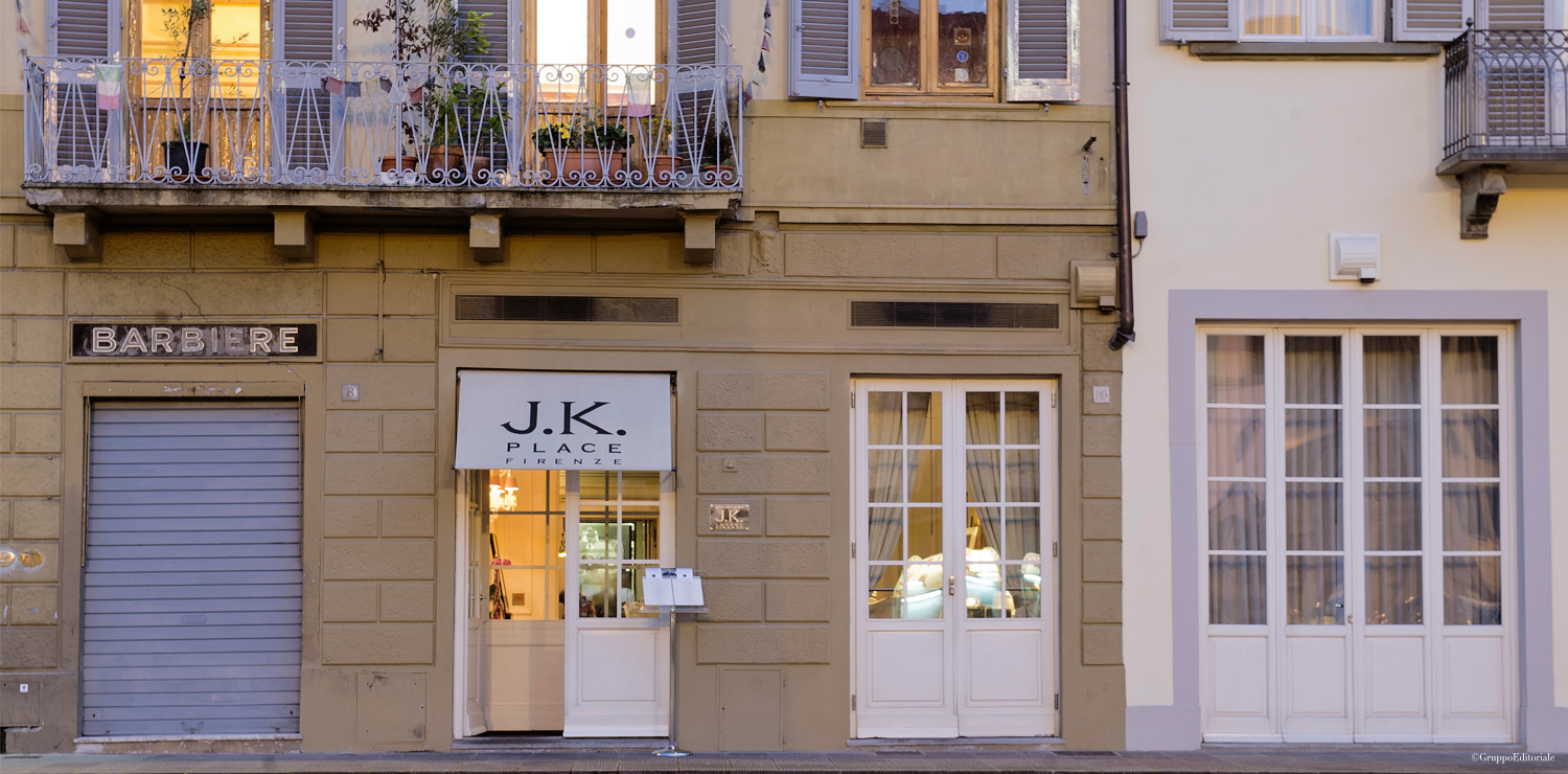 J.K. Lounge - J.K. Place Firenze