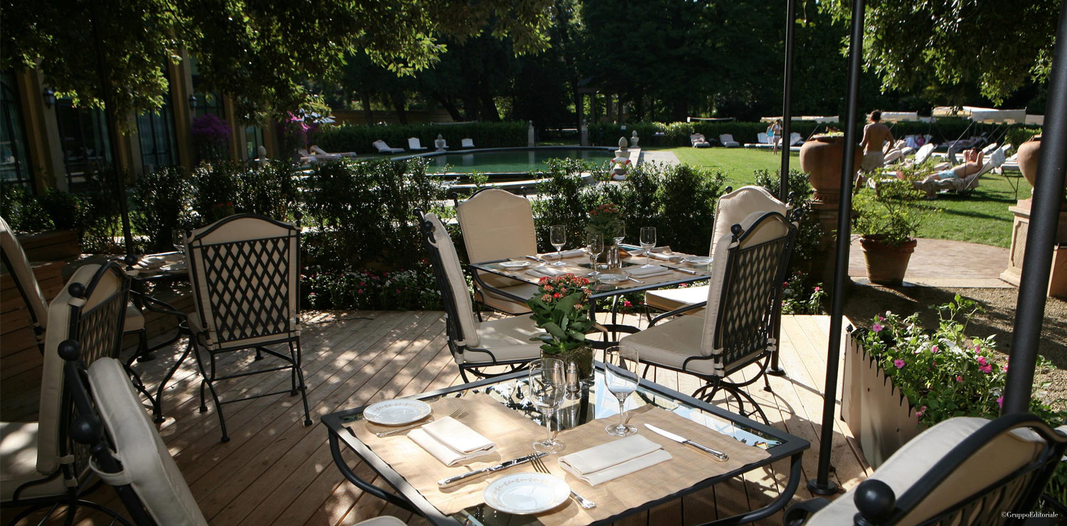 Trattoria Al Fresco - Four Seasons Hotel Firenze