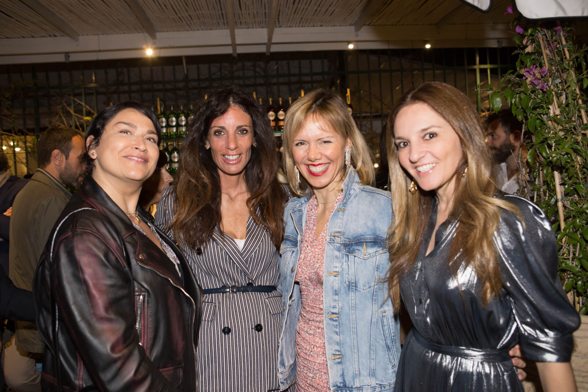 Viola Melpignano, Carlotta Lana, Simona Cutrupi, Lorenza de Paola