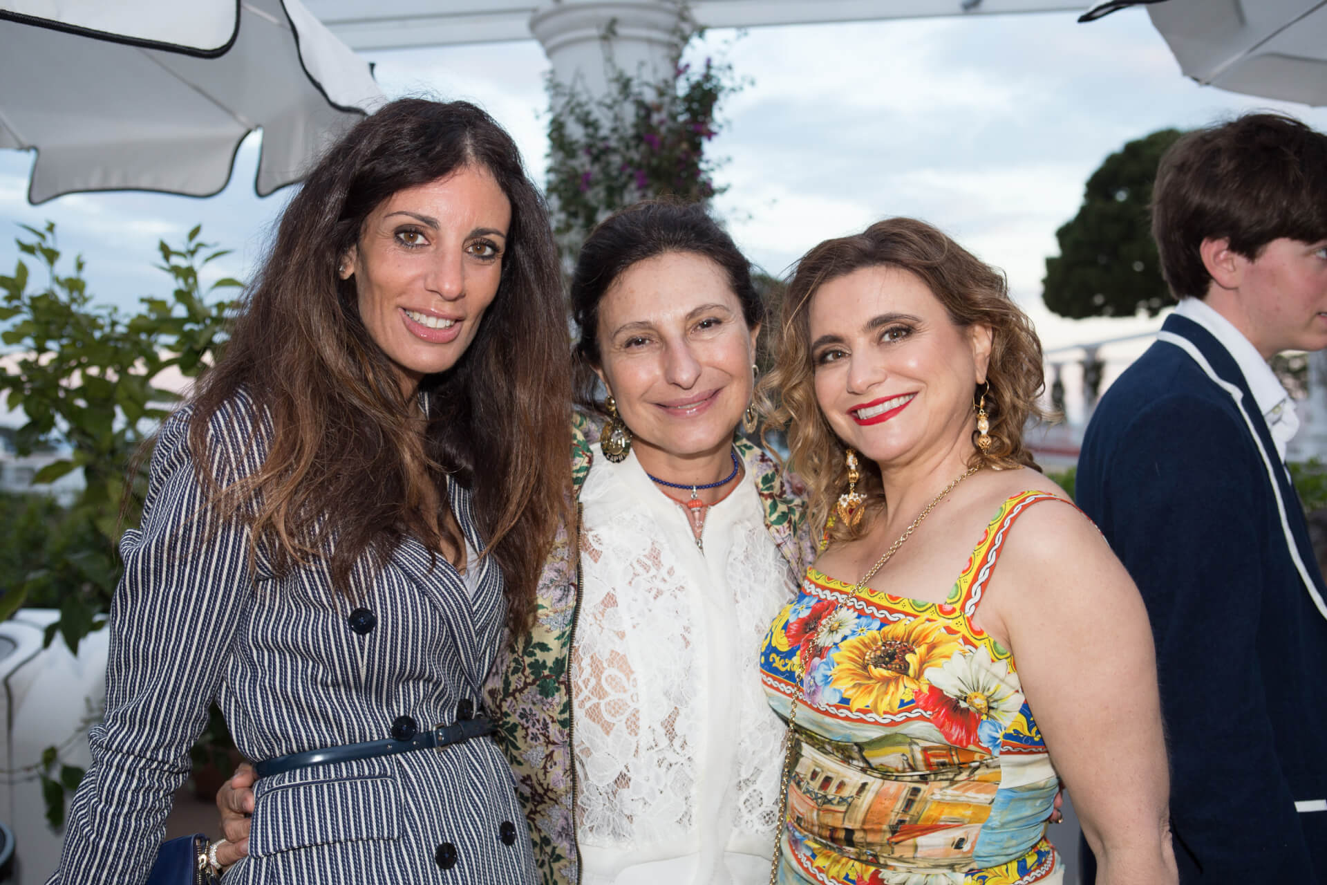 Carlotta Lana, Maria Elena Aprea, Carmen Daniele