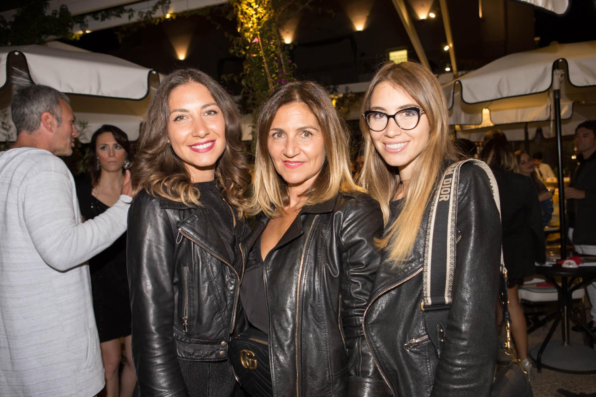 Benedetta Berardi, Beatrice Berardi, Wally del Castello