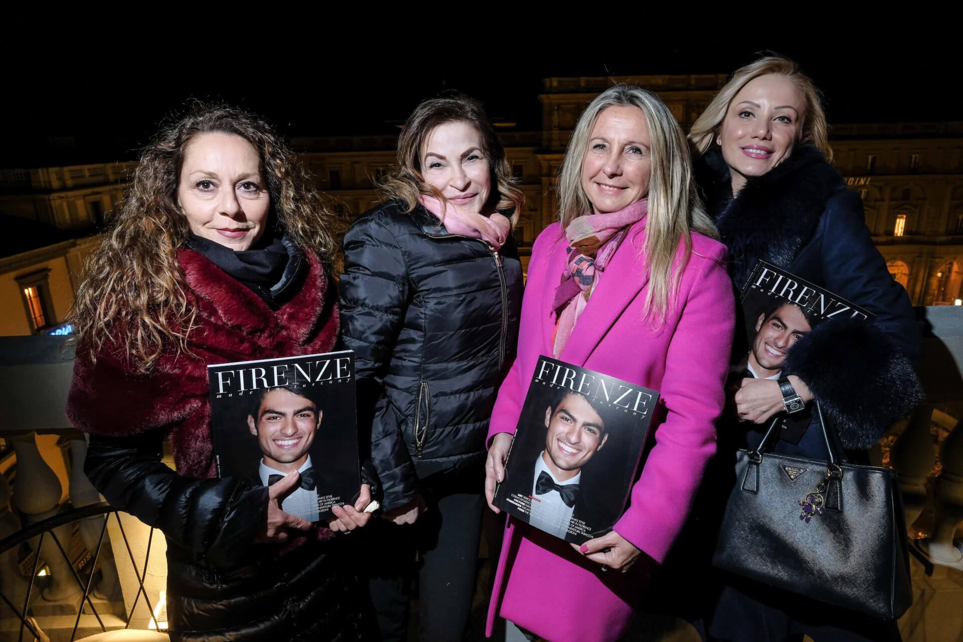 Gaia Falconi, Cristina Casamassimi, Marinella Fani, Carolina Spinelli