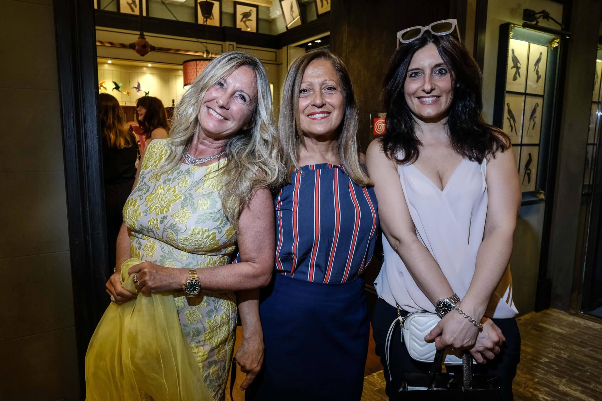 Marinella Fani, Patrizia Panaro, Erika Ghilardi