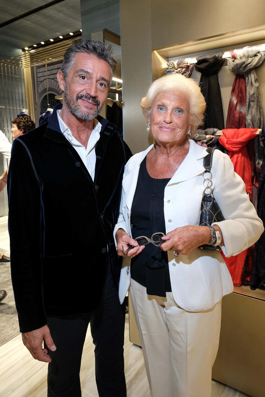 Santino D'Antoni, Wilma Tempestini