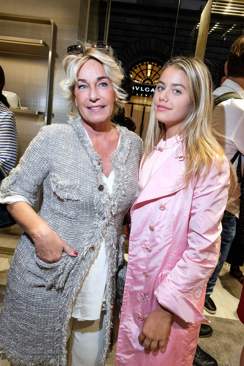 Giovanna and Benedetta Banci