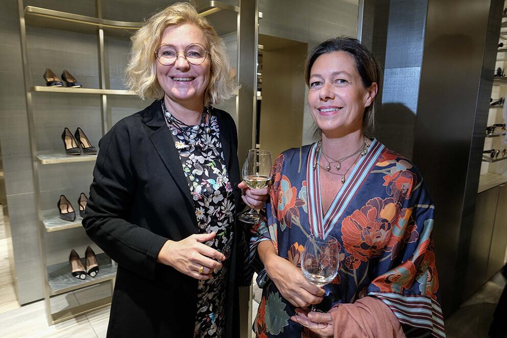 Francesca Dari Galeotti, Barbara Di Matteo