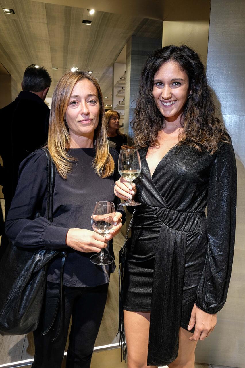 Federica Cannoni, Silvia Bacci