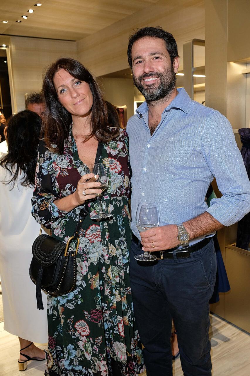 Ilaria Moschi e Giuseppe Citino