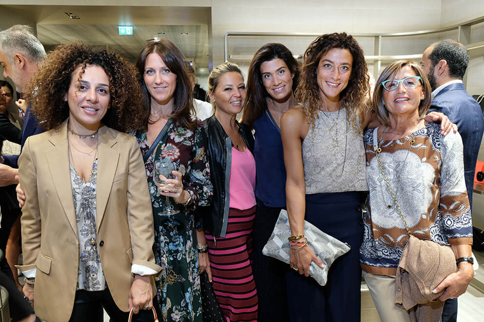 Valentina Giordano, Ilaria Moschi, Maryam Isola, Camilla Lapucci, Lucia Capozzi, Martina Bianchi