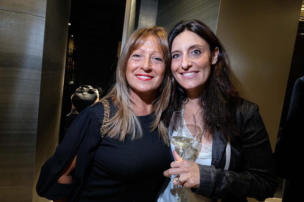 Patrizia Panaro, Erica Locchi
