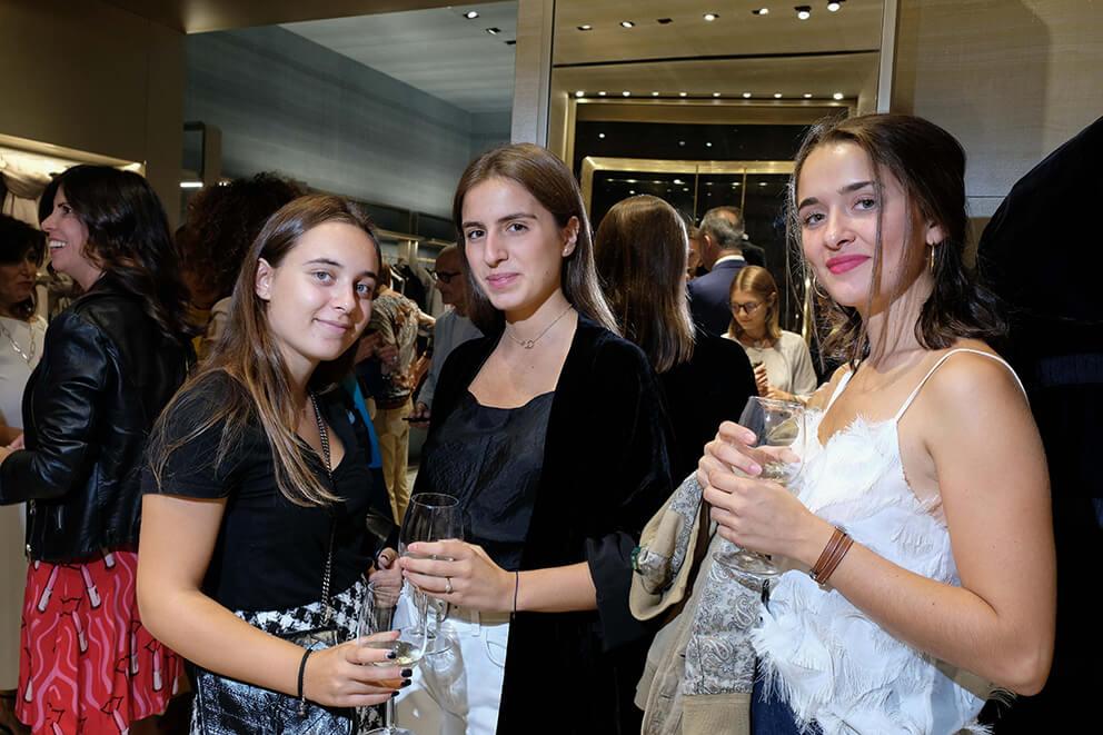 Francesca Bardazzi, Caterina L'Hermite, Vittoria Sodi