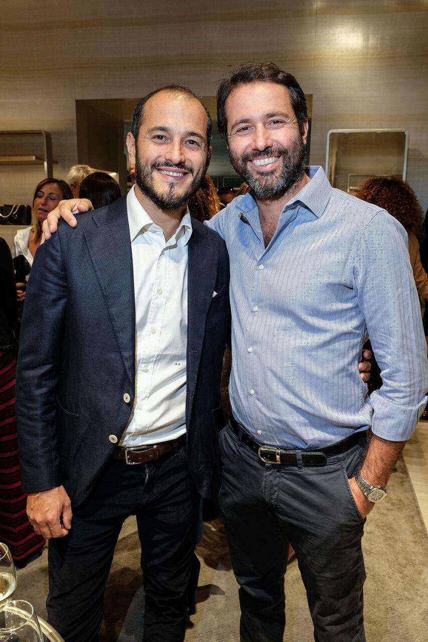 Giorgio Pagni e Giuseppe Citino