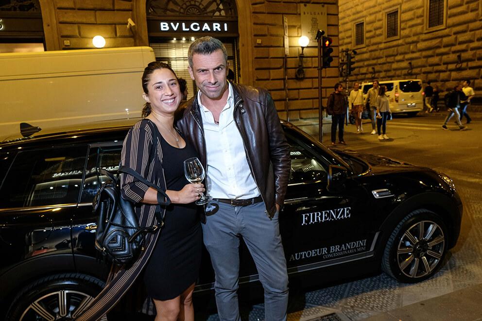 Alice Borselli, Stefano Bosia