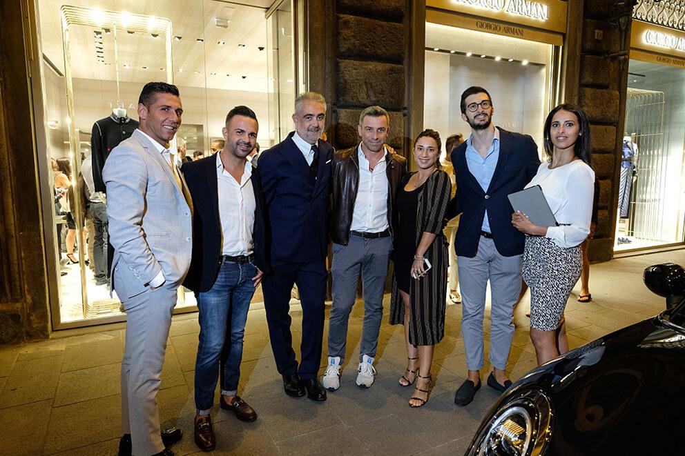 Alessandro Menditto, Andrea Corsivi, Matteo Parigi Bini, Alice Borselli, Stefano Bosia, Barbara Salucci, Matteo Vanzetti