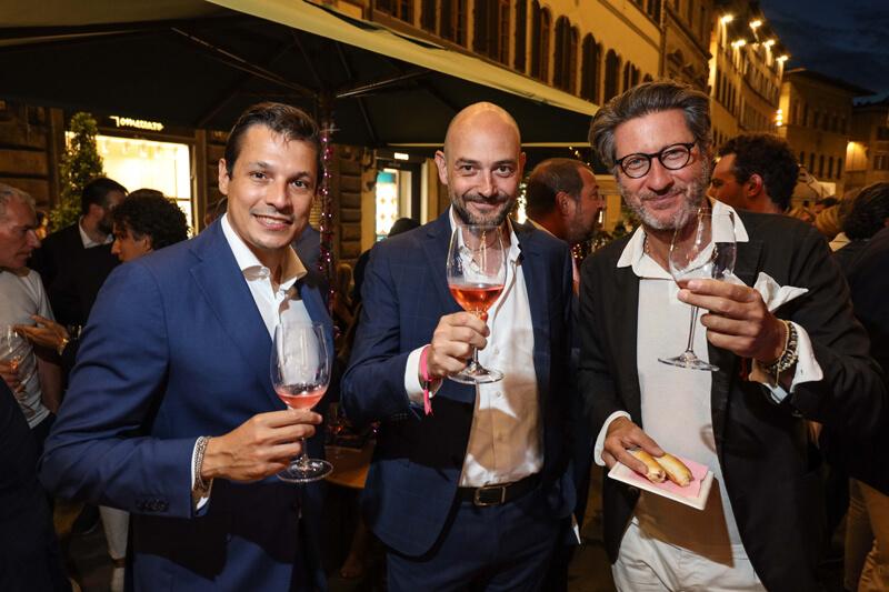 Fabio Lambertini, Guido Giovannei, Giampaolo Rossi