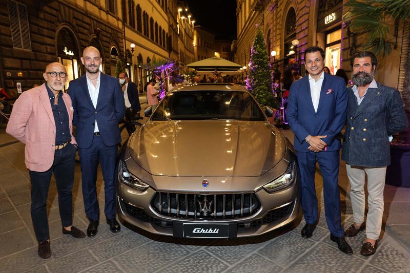 Enrico Chiavacci, Guido Giovannelli, Fabio Lambertini, Alessandro Morganti