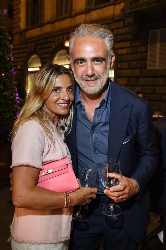 Monica Sarti, Matteo Parigi Bini