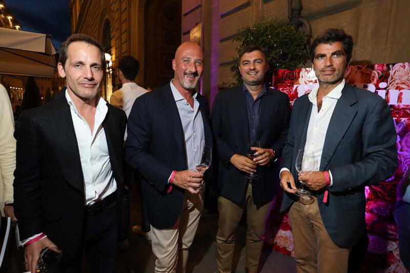 Greg Reznik, Bonaccorso Manetti, Michele Ciocca, Lorenzo Nencini