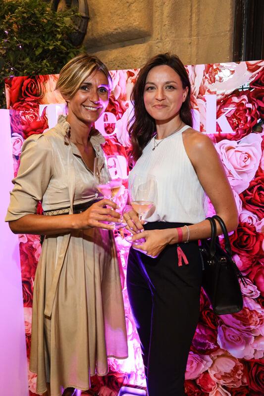 PRESSPHOTO Firenze, Firenze Made in Tuscany, shot Procacci Nella foto Antonella Agazzi, Ingrid Sukhachova   Giuseppe Cabras/New Press Photo