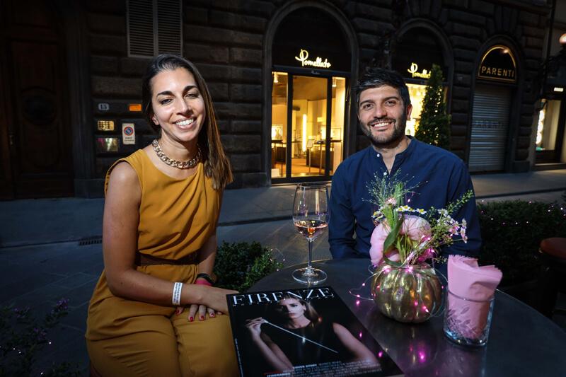 Eleonora Taverni, Paolo Petracca