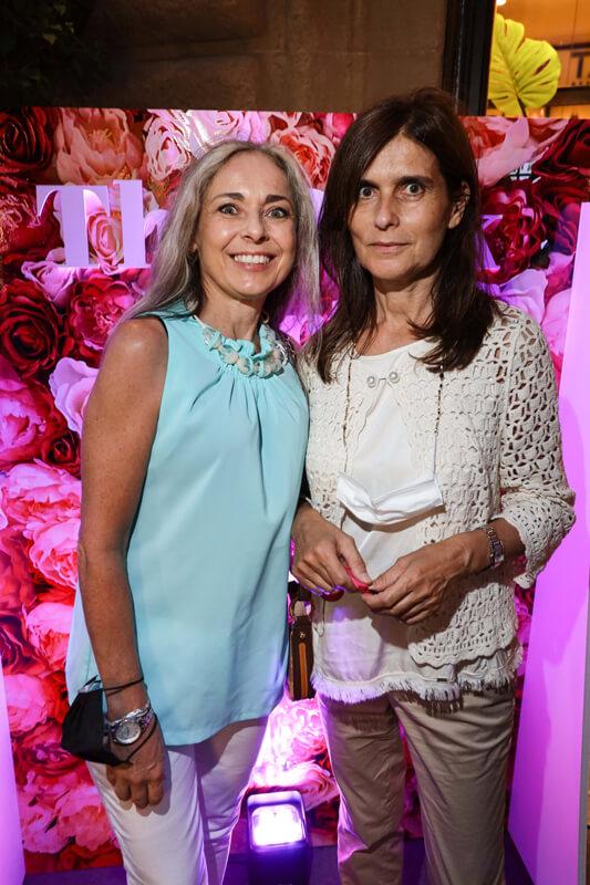 Serena Visi, Alessandra Tarlazzi
