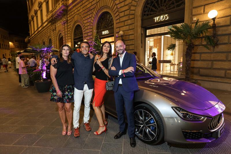 Guido Giacomelli, Rodolfo Garzella, Monica Offidani, Lucia Del Vita