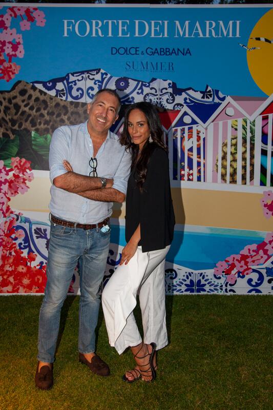Leonardo Vecchi, Sharon Moawad