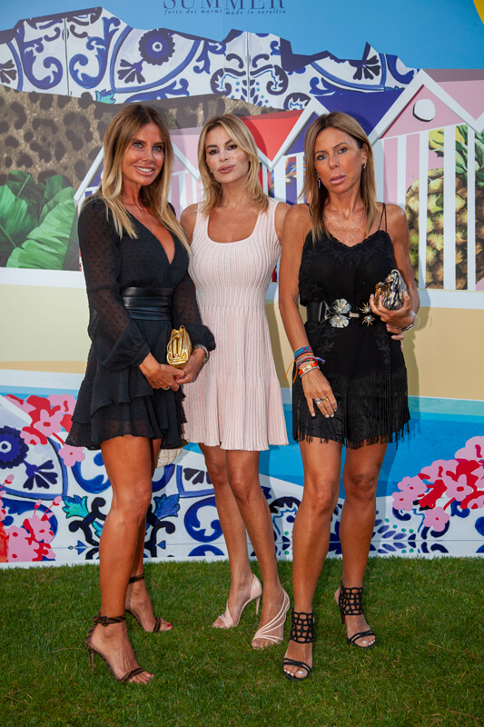 Rosa Silva, Elisa Bardazzi, Francesca Cammelli