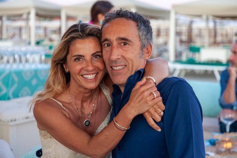 Monica Sarti, Tommaso Tassi