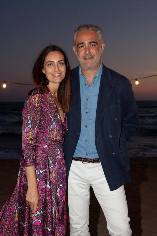 Sara Gherardi, Matteo Parigi Bini